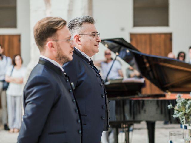 Il matrimonio di Giovanni e Piero a Ostuni, Brindisi 56