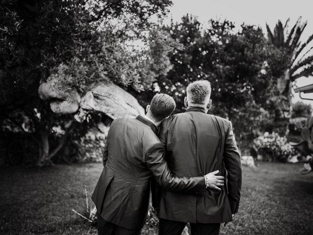 Il matrimonio di Giovanni e Piero a Ostuni, Brindisi 59