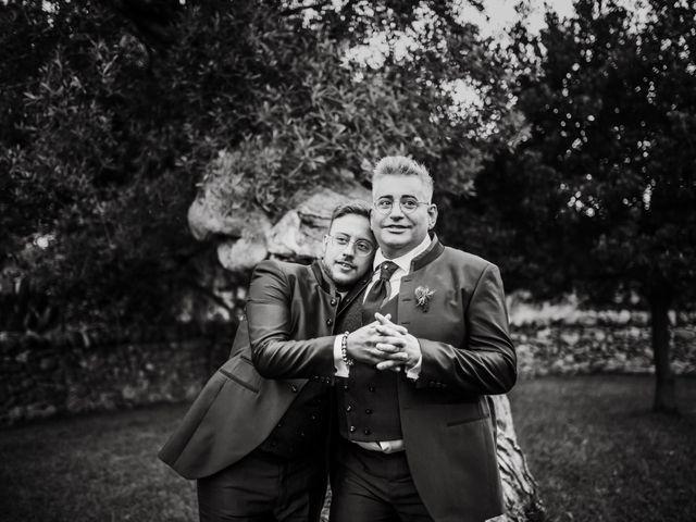 Il matrimonio di Giovanni e Piero a Ostuni, Brindisi 60