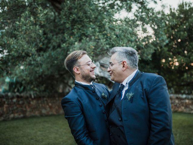 Il matrimonio di Giovanni e Piero a Ostuni, Brindisi 62