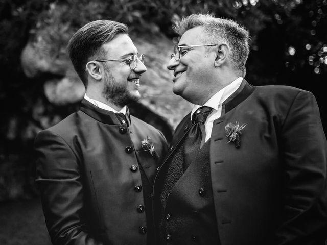 Il matrimonio di Giovanni e Piero a Ostuni, Brindisi 63