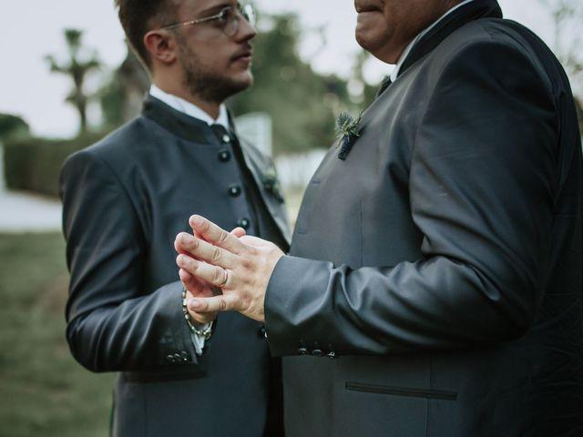 Il matrimonio di Giovanni e Piero a Ostuni, Brindisi 65