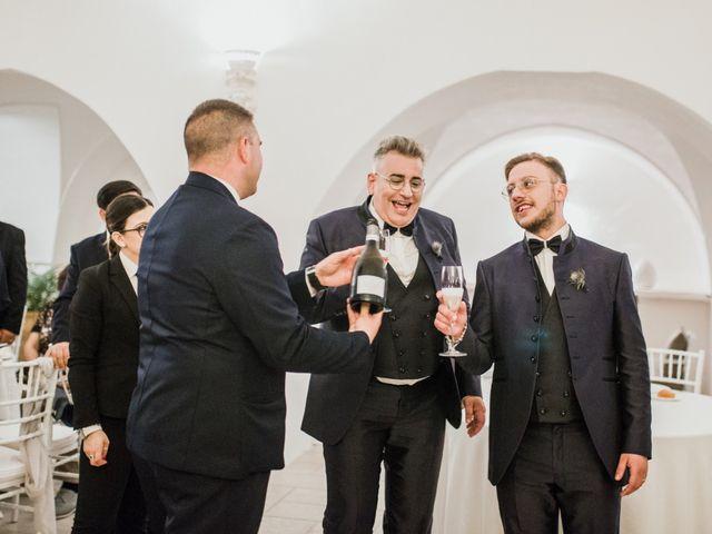 Il matrimonio di Giovanni e Piero a Ostuni, Brindisi 74