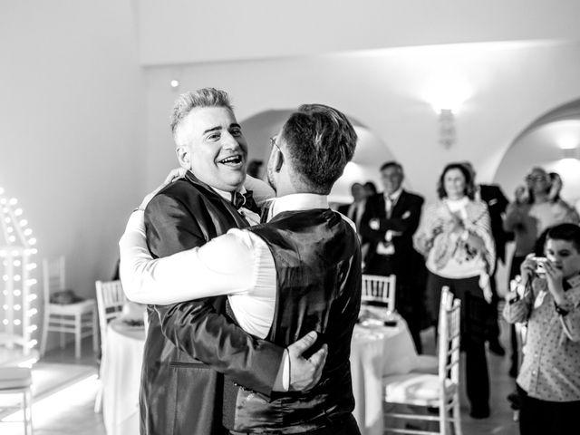 Il matrimonio di Giovanni e Piero a Ostuni, Brindisi 82