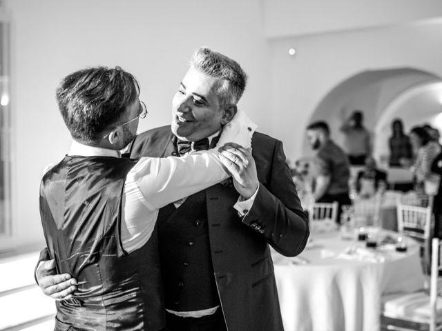 Il matrimonio di Giovanni e Piero a Ostuni, Brindisi 83