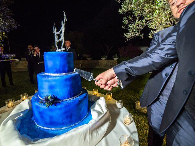 Il matrimonio di Giovanni e Piero a Ostuni, Brindisi 87