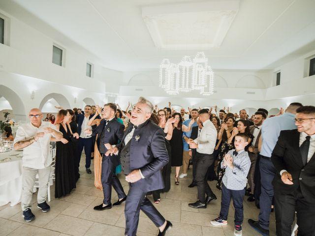 Il matrimonio di Giovanni e Piero a Ostuni, Brindisi 95