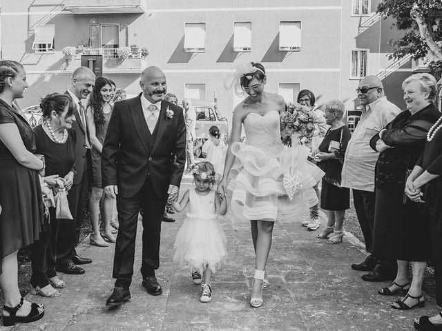 Il matrimonio di Simone e Marta a Massa Marittima, Grosseto 9
