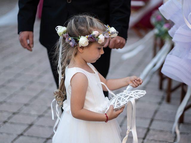 Il matrimonio di Simone e Marta a Massa Marittima, Grosseto 11