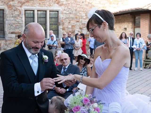 Il matrimonio di Simone e Marta a Massa Marittima, Grosseto 16