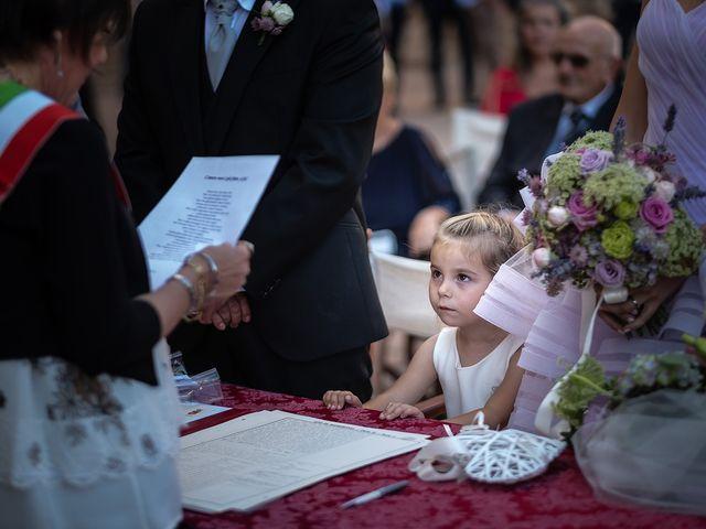 Il matrimonio di Simone e Marta a Massa Marittima, Grosseto 18