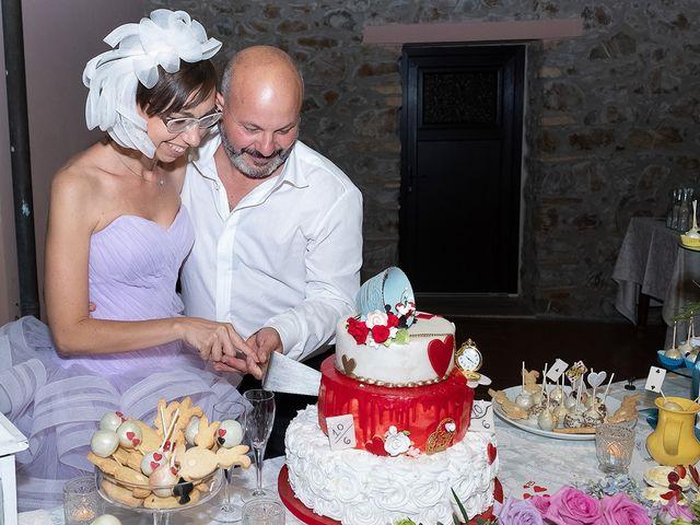 Il matrimonio di Simone e Marta a Massa Marittima, Grosseto 35