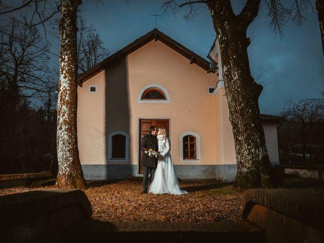 Il matrimonio di Simone e Francesca a Busalla, Genova 2