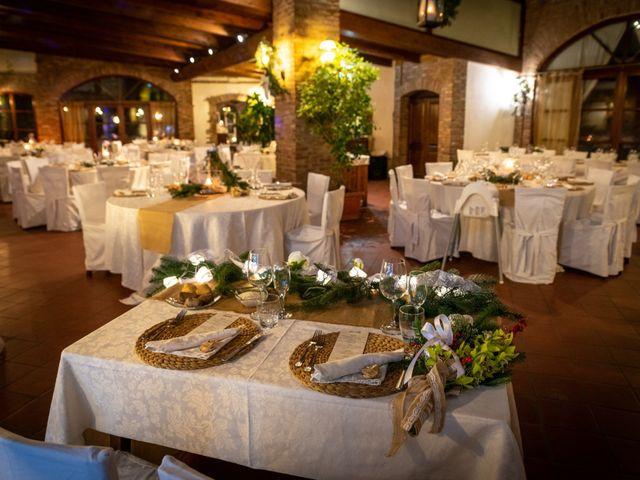 Il matrimonio di Simone e Francesca a Busalla, Genova 12