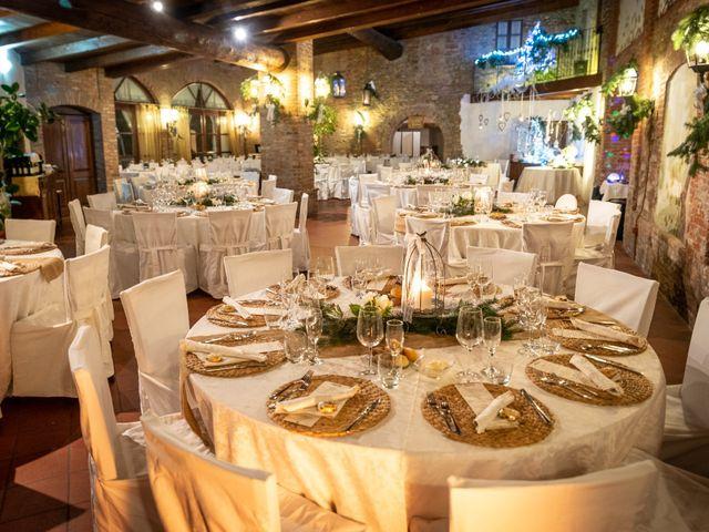 Il matrimonio di Simone e Francesca a Busalla, Genova 14