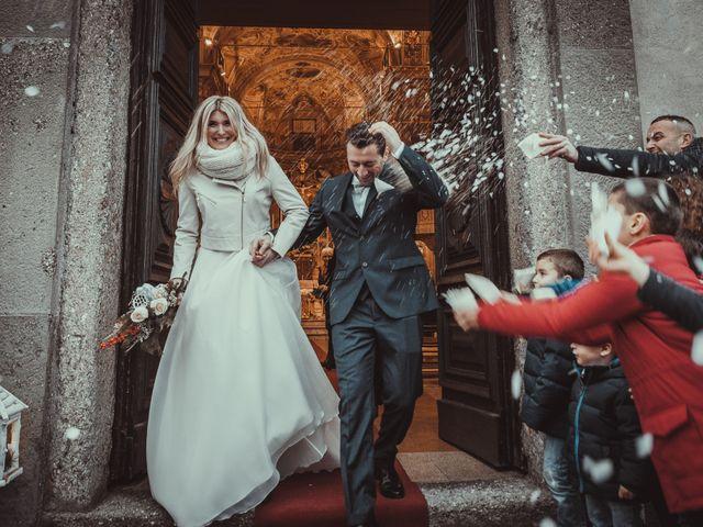 Il matrimonio di Simone e Francesca a Busalla, Genova 16