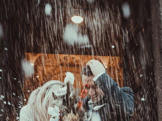 Il matrimonio di Simone e Francesca a Busalla, Genova 17