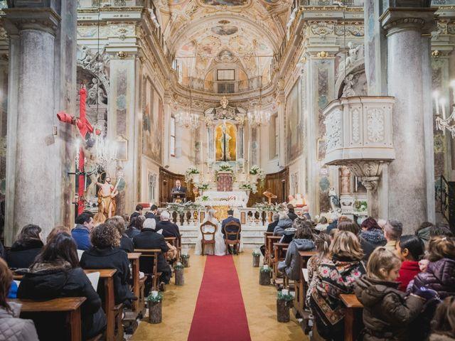 Il matrimonio di Simone e Francesca a Busalla, Genova 23