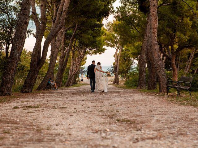 Il matrimonio di Alessandro e Nadia a Fossacesia, Chieti 23