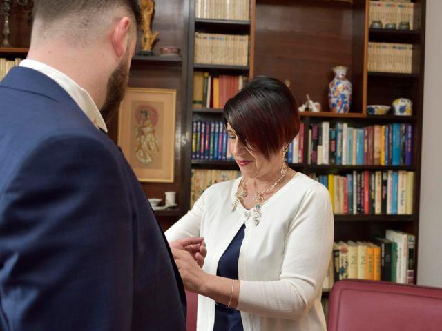 Il matrimonio di Davide e Aya a Lierna, Lecco 17