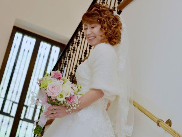 Il matrimonio di Davide e Aya a Lierna, Lecco 21