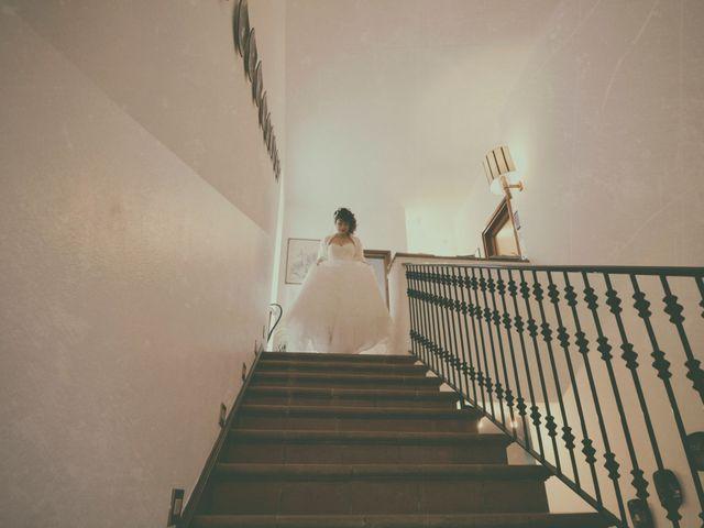 Il matrimonio di Davide e Aya a Lierna, Lecco 26