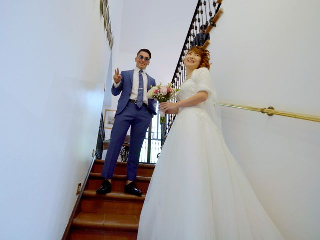Il matrimonio di Davide e Aya a Lierna, Lecco 28