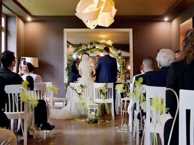 Il matrimonio di Davide e Aya a Lierna, Lecco 29