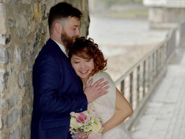 Il matrimonio di Davide e Aya a Lierna, Lecco 39