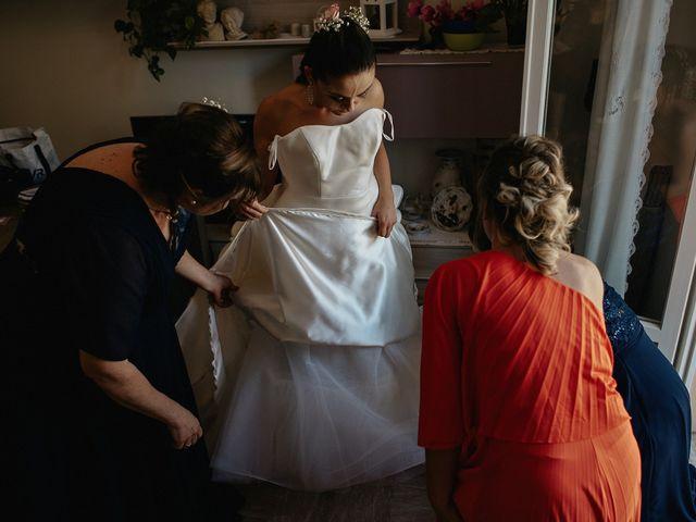 Il matrimonio di Emanuele e Elena a Brisighella, Ravenna 9