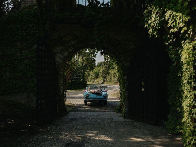 Il matrimonio di Emanuele e Elena a Brisighella, Ravenna 13