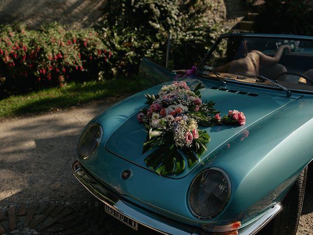 Il matrimonio di Emanuele e Elena a Brisighella, Ravenna 15