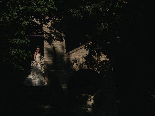 Il matrimonio di Emanuele e Elena a Brisighella, Ravenna 16