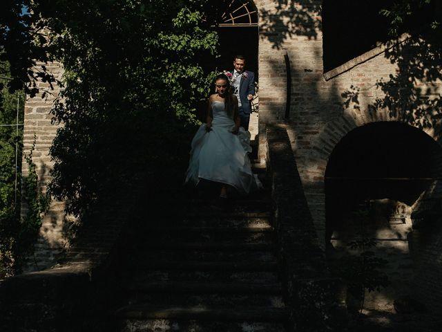 Il matrimonio di Emanuele e Elena a Brisighella, Ravenna 17