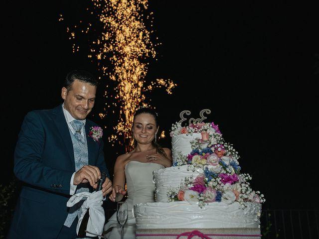 Il matrimonio di Emanuele e Elena a Brisighella, Ravenna 43