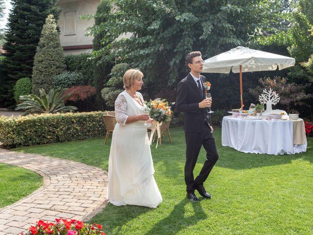 Il matrimonio di Simone e Jana a Misinto, Monza e Brianza 2