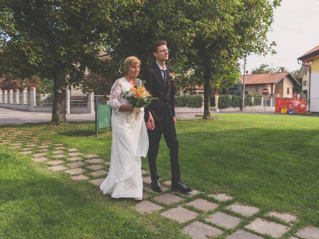Il matrimonio di Simone e Jana a Misinto, Monza e Brianza 13