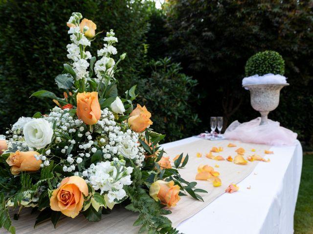 Il matrimonio di Simone e Jana a Misinto, Monza e Brianza 17
