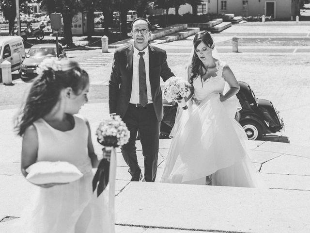 Il matrimonio di Ludo e Eneda a Brescia, Brescia 77