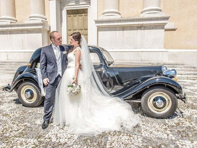 Il matrimonio di Ludo e Eneda a Brescia, Brescia 110