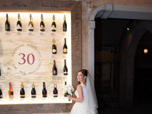 Il matrimonio di Ludo e Eneda a Brescia, Brescia 160