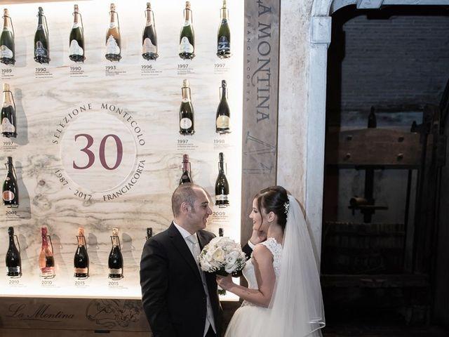 Il matrimonio di Ludo e Eneda a Brescia, Brescia 164