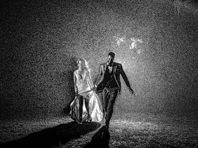 Le nozze di Anna Luna e Giulio
