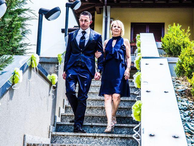 Il matrimonio di Enrico e Tiziana a Cerro Maggiore, Milano 5