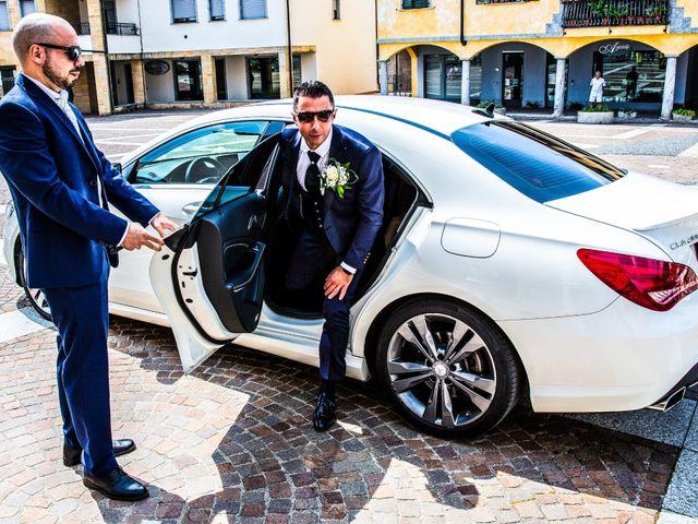 Il matrimonio di Enrico e Tiziana a Cerro Maggiore, Milano 24