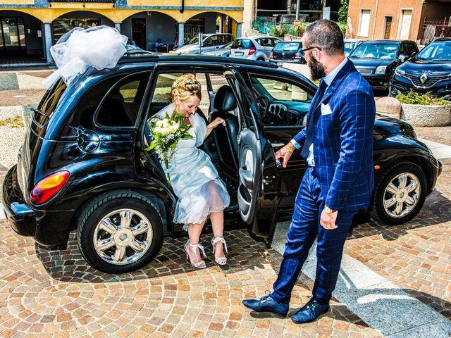 Il matrimonio di Enrico e Tiziana a Cerro Maggiore, Milano 25