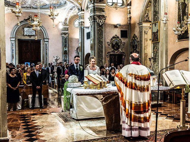 Il matrimonio di Enrico e Tiziana a Cerro Maggiore, Milano 26