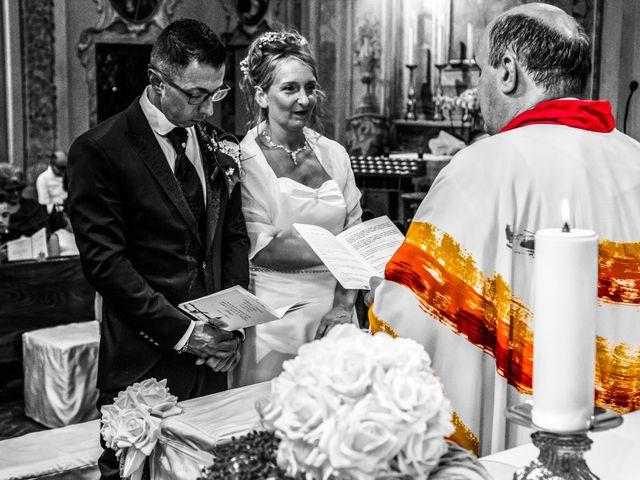 Il matrimonio di Enrico e Tiziana a Cerro Maggiore, Milano 27