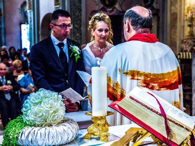 Il matrimonio di Enrico e Tiziana a Cerro Maggiore, Milano 28