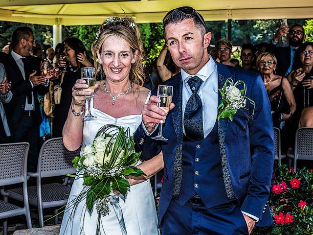 Il matrimonio di Enrico e Tiziana a Cerro Maggiore, Milano 34
